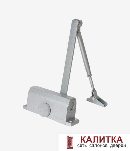 Доводчик  TD-100 (до 100 кг) серебро
