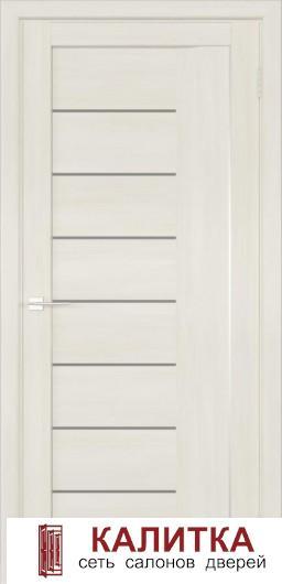 Эко-шпон Марсель белый кипарис матовое стекло 800