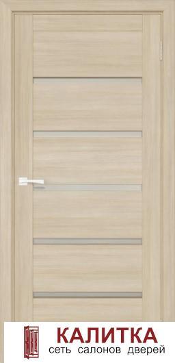Эко-шпон Вена  лиственица мокко 2000*800 стекло матовое