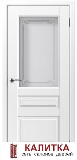 Кантри 5,5мм Эмаль белая ДО 2000*800