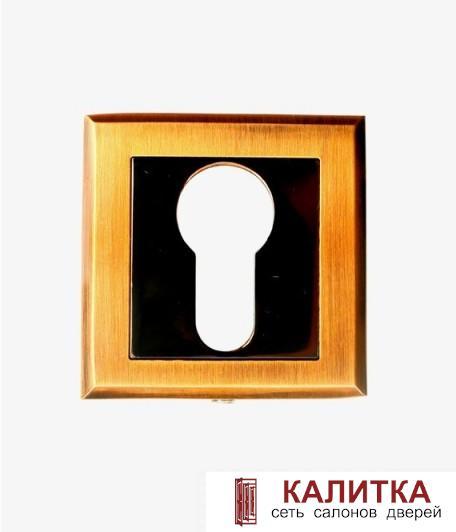 Накладка под цилиндр  на квадратном основании B0-30 COFFEE MOKKA