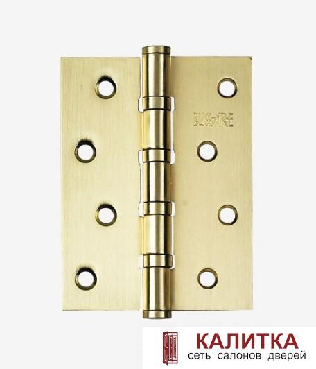 Петля универсальная  В020-с 100*75*2,5-4ВВ-SG золото матовое