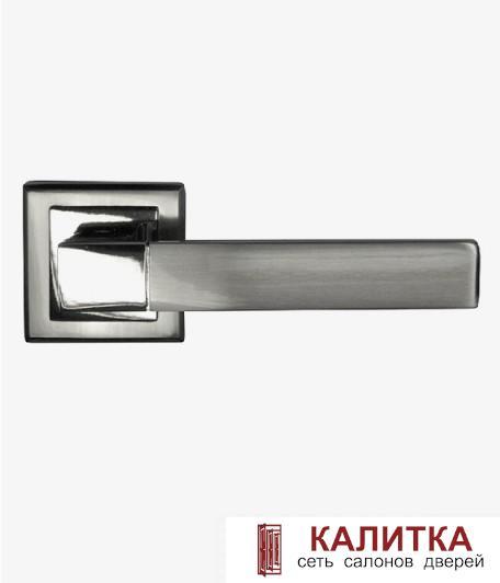 Ручка дверная  STRICTO A-67-30 S.CHROME TD185201