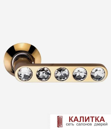 Ручка  200 P.GOLD/CRYSTAL золото/кристаллы