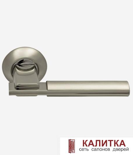 Ручка  94A S.Chrome/P.Chrome хром матовый/хром