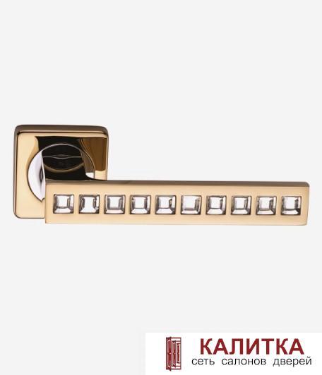 Ручка  C199 P GOLD/CRYSTAL золото/кристаллы