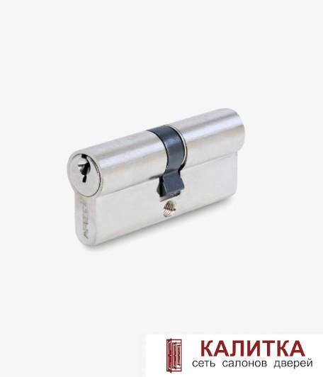 Цилиндр  ключ-ключ SC- 60 (25*10*25) NI никель