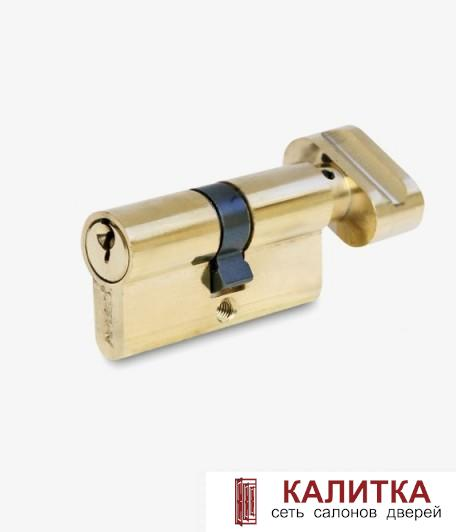 Цилиндр  ключ-завертка SC- 60-Z-С (25*10*25) G золото