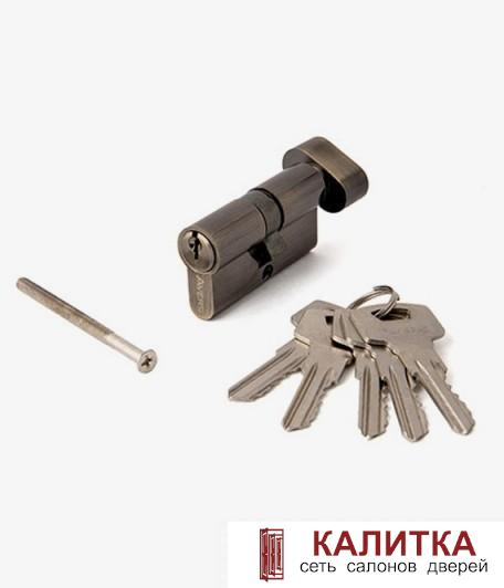 Цилиндр  ZC (60)-С AB ключ-завертка бронза
