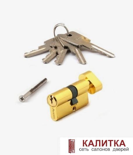 Цилиндр  ZC (60)-С G ключ-завертка золото