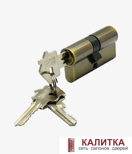 Цилиндр  CYL 3-60 BRONZE ключ-ключ