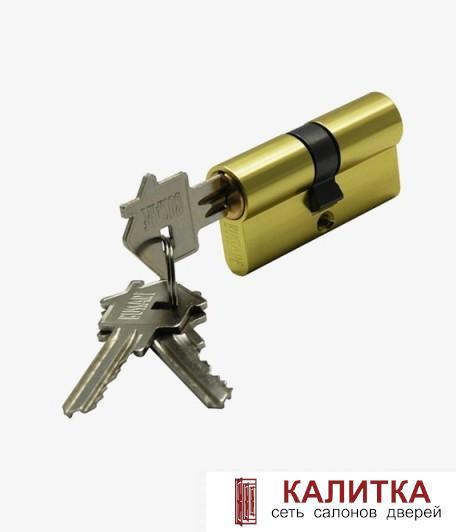 Цилиндр  CYL 3-60 GOLD ключ-ключ