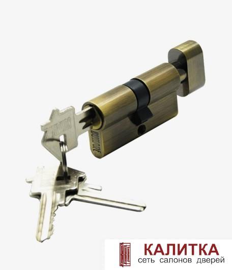 Цилиндр  CYL 3-60 TR BRONZE ключ-завертка