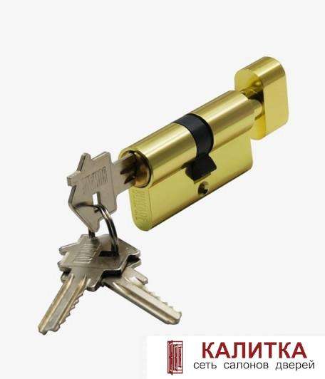 Цилиндр  CYL 3-60 TR GOLD ключ-завертка