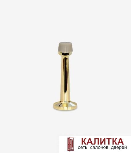 Упор дверной настенный  DS0015 G золото