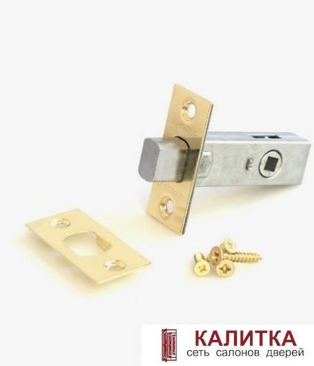 Задвижка врезная  L-0126-G 7-45 золото