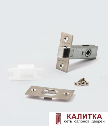 Задвижка врезная  L-0126-NIS 7-45 никель