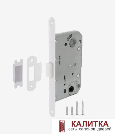 Замок сантехнический FUARO PLASTIC P96WC-50 WC-19 белый WC