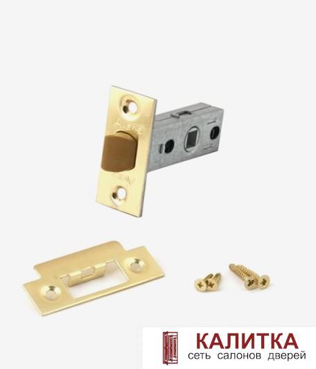 Защелка  6/45 5400-P с пластиковым язычком G золото