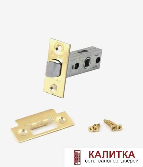 Защелка  6/45 5400  с металлическим язычком G золото