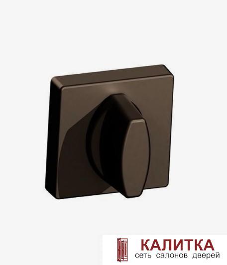 Завертка сантехническая ARMADILLO на квадратном основании WC-BOLT BK6/USQ BB-17 кофе (к ручку ARC)