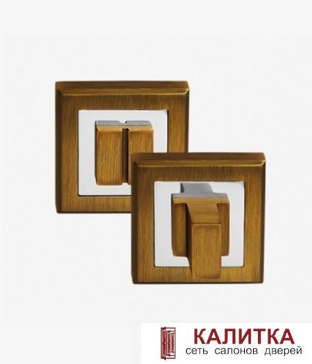 Завертка сантехническая PALIDORE на квадратном основании OLS CF кофе