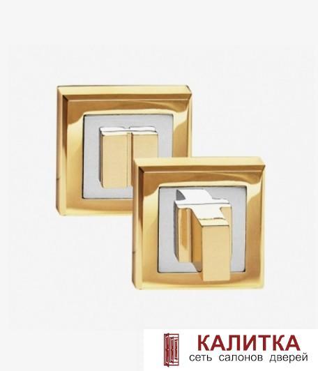 Завертка сантехническая PALIDORE на квадратном основании OLS РB золото