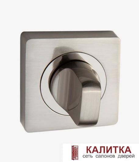 Завертка сантехническая  на квадратном основании BK AL 02 SN/NP никель матовый/никель()
