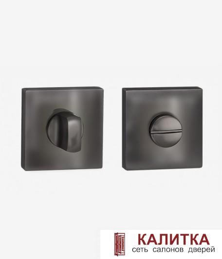 Завертка сантехническая  на квадратном основании BK AL 03 BN черный никель