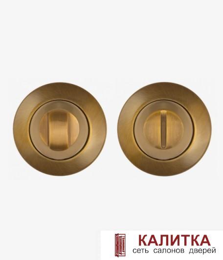 Завертка сантехническая PUNTO на круглом основании BK6 TL CFB-18 глянцевый кофе