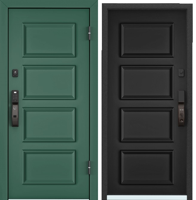 CYBER ЛКП Зеленый изумруд / ЛКП глубокий чёрный CBR-12 ЛКП Зеленый изумруд CBR-12 ЛКП глубокий чёрный
