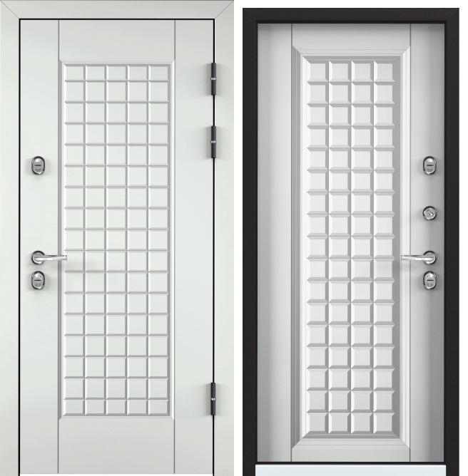 SNEGIR 45 PP RAL 9016 белый / Белый (арт. КТ Белый) OS45-09 RAL 9016 белый S45-09 Белый (арт. КТ Белый)