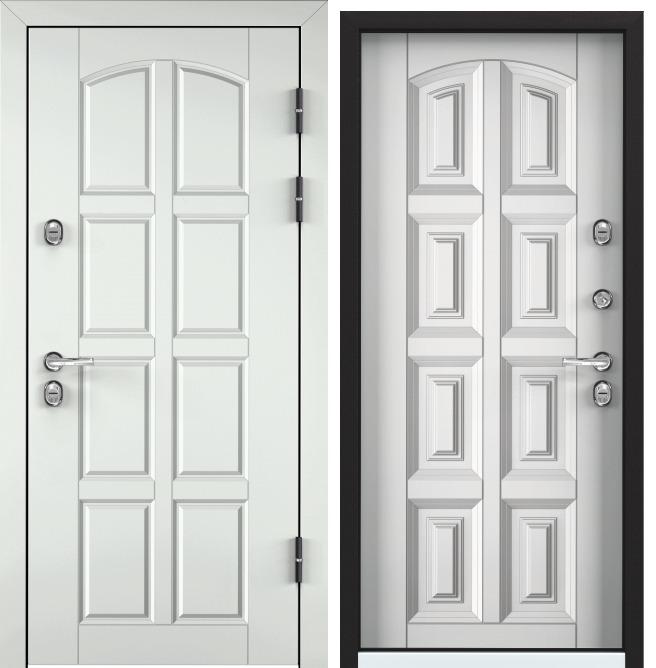 SNEGIR 45 PP RAL 9016 белый / Белый (арт. КТ Белый) OS45-04 RAL 9016 белый S45-04 Белый (арт. КТ Белый)