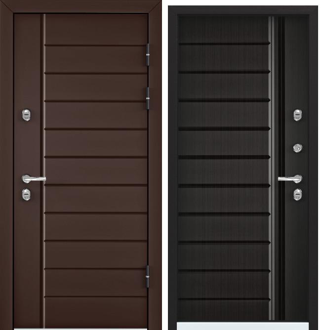SNEGIR 45 PP RAL 8017 коричневый / Венге (арт. ПВХ Венге) OS45-07 RAL 8017 коричневый S45-07 Венге (арт. ПВХ Венге)