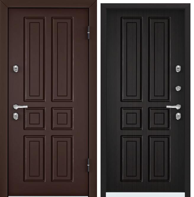 SNEGIR 20 PP RAL 8017 коричневый / Венге (арт. ПВХ Венге) S20-08 RAL 8017 коричневый S20-08 Венге (арт. ПВХ Венге)