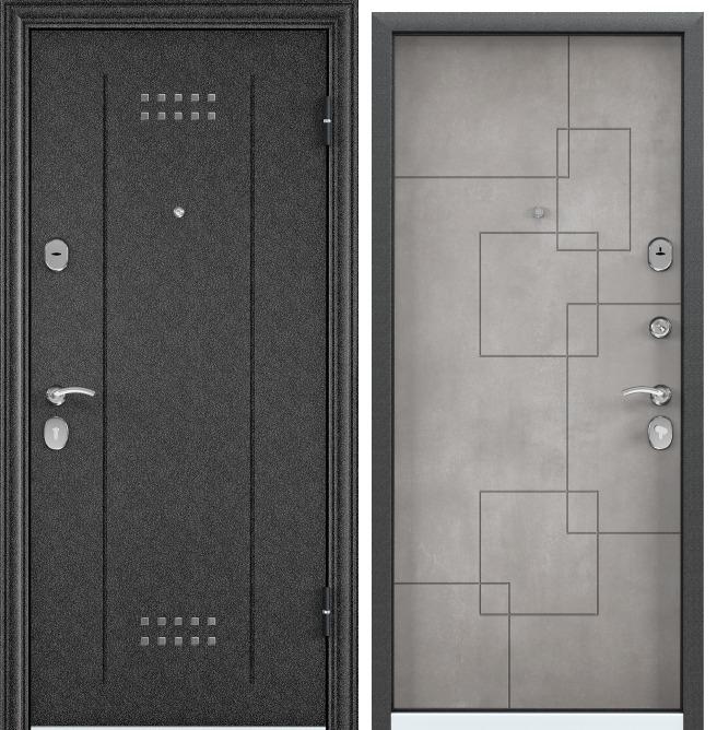 DELTA-100 Черный шелк / ПВХ Бетон серый DL-2 Черный шелк D21 ПВХ Бетон серый