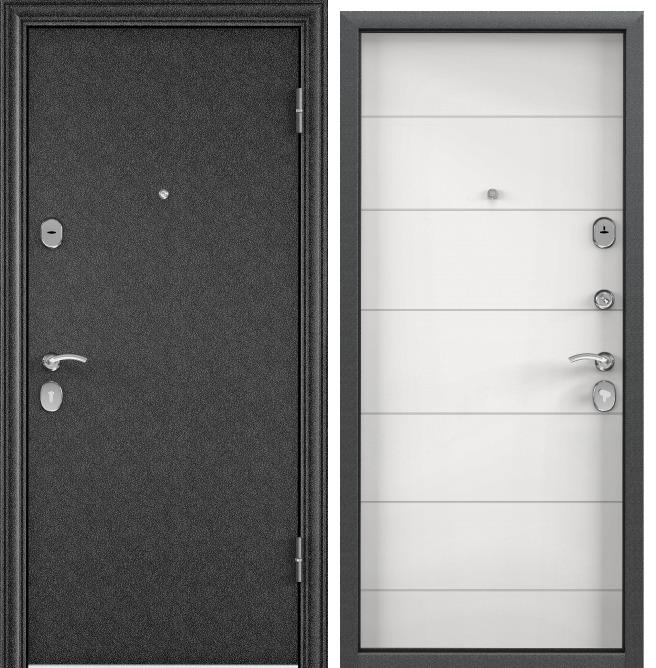 DELTA-100 Черный шелк / Белый (арт. КТ Белый) — Черный шелк D22 Белый (арт. КТ Белый)